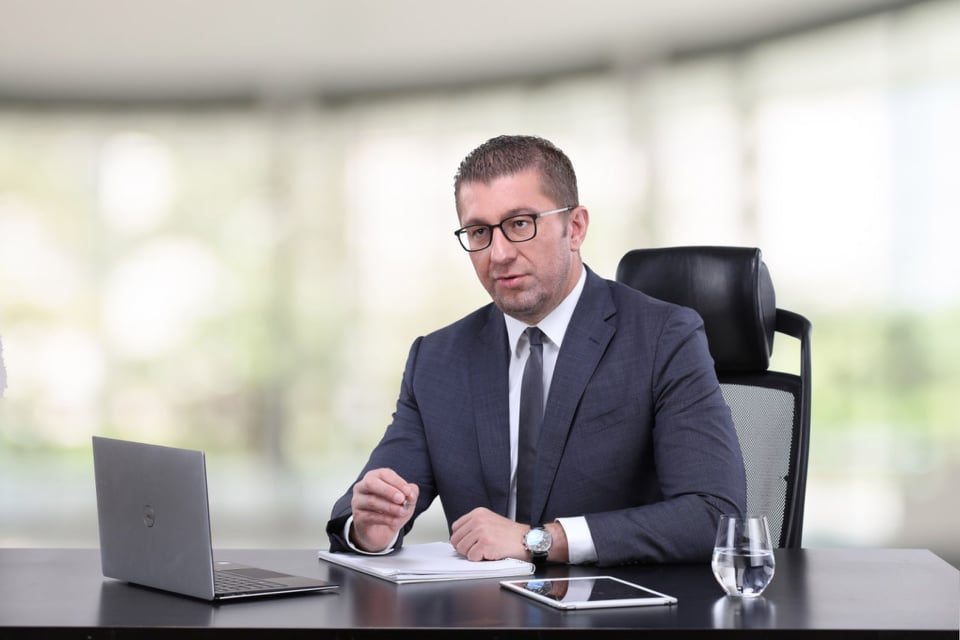 Mickoski: I have no symptoms and continue to work from home