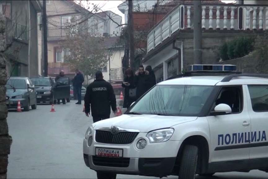 Mother and son found dead in their Veles apartment