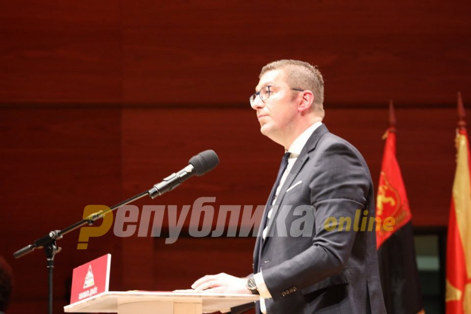 Mickoski: Gratitude to Hungary for sharing its medical reserves with the Macedonian people