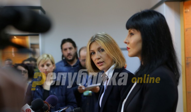 Constitutional Court stops Government attempt to pay off former employees of disgraced prosecutor Katica Janeva