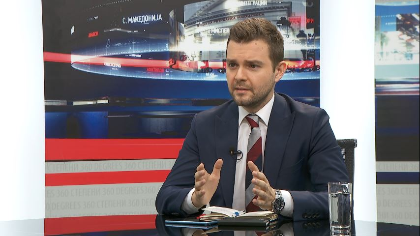 Mucunski: Macedonia received the most help from the governments of Jansa, Orban, Trump and Erdogan