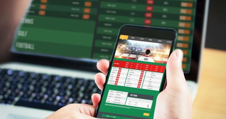 Sports betting companies are looking into working online