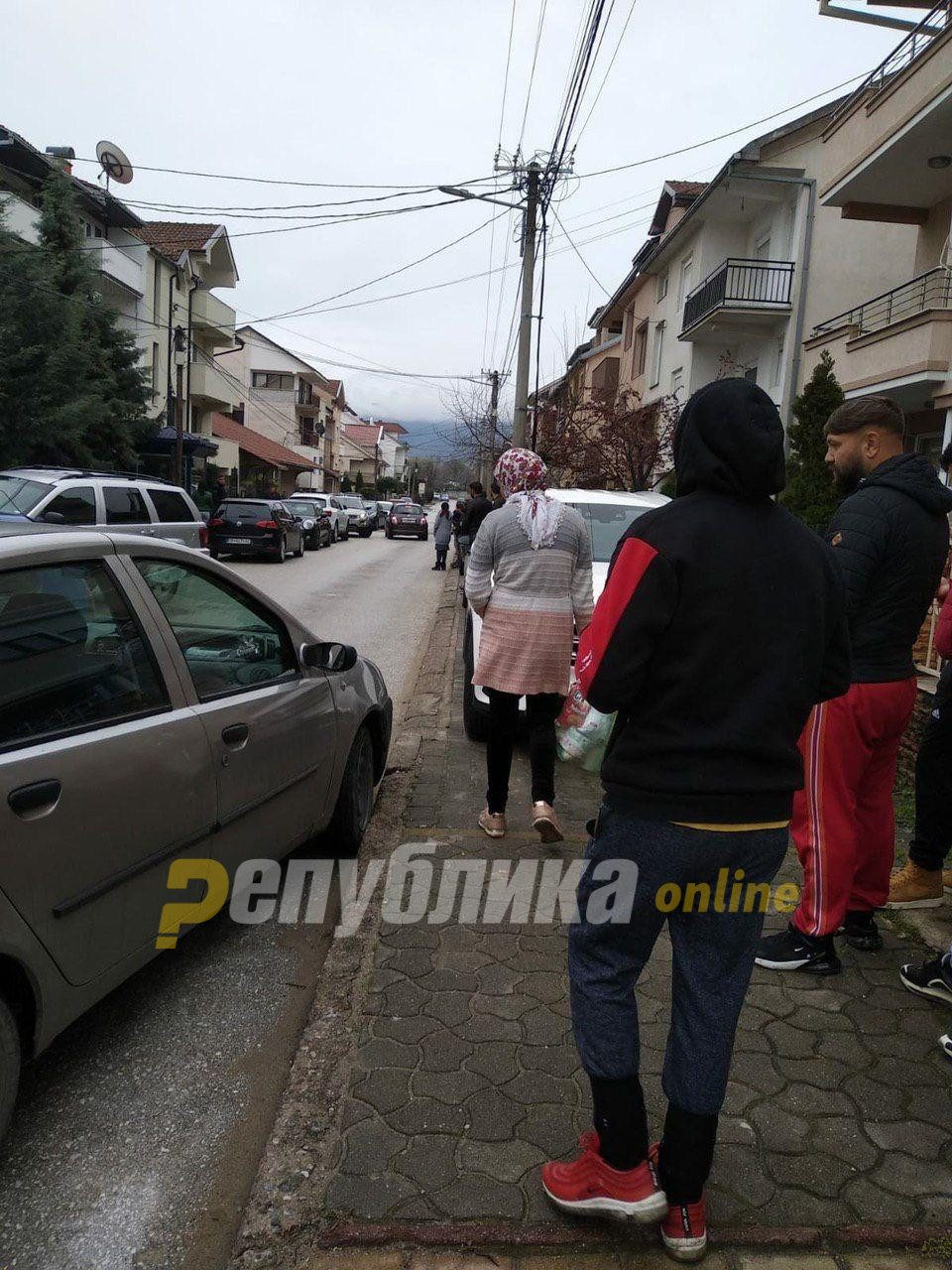 Humanitarian aid or voter bribery: Flour, potatoes and toilet paper for Roma people in Strumica?!