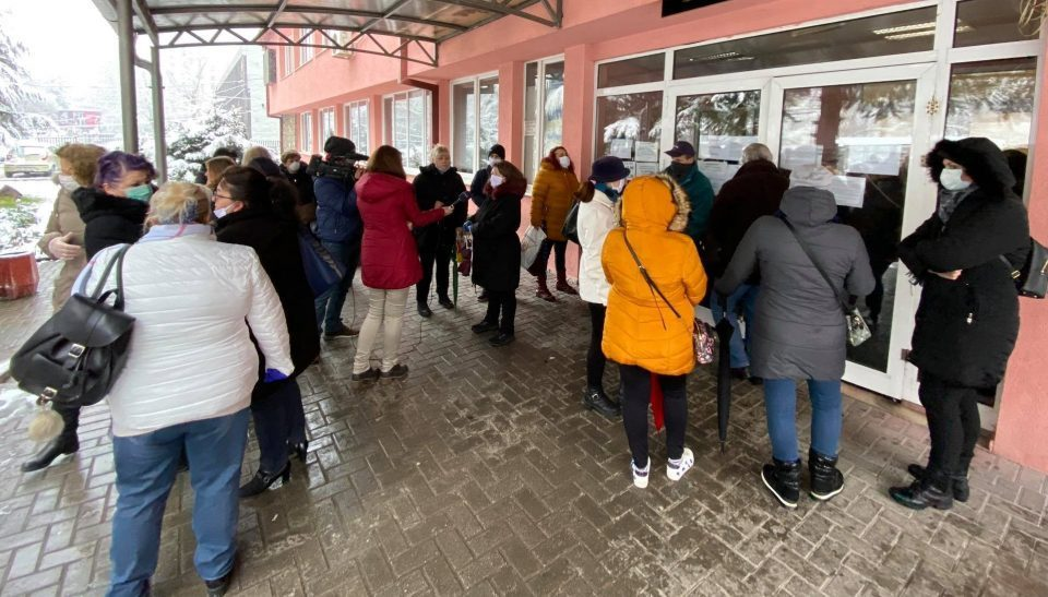 A member of every fifth family in the Republic of Macedonia is left without a job