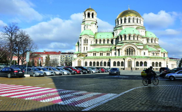 Bulgaria closes its capital Sofia for the weekend to slow the spread of the virus