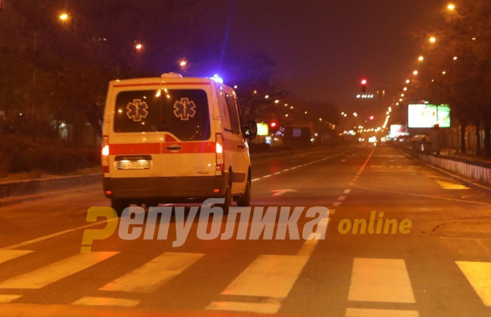 Badly hit by the coronavirus epidemic, Kumanovo faces a shortage of ambulance teams