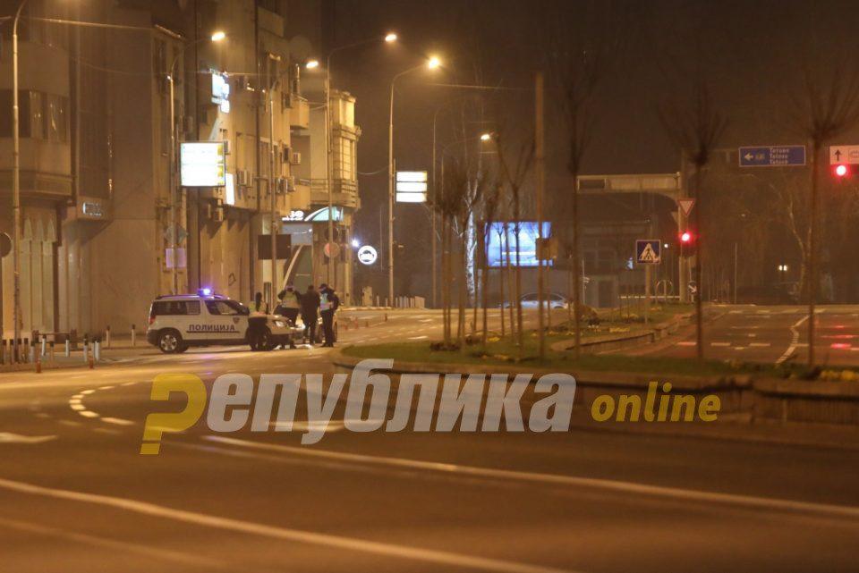 Three illegal migrants detained in Skopje during the coronavirus curfew