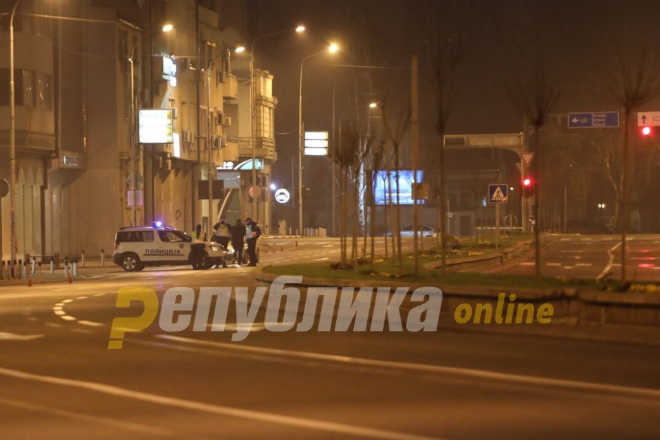 Kumanovo in complete lockdown over weekend