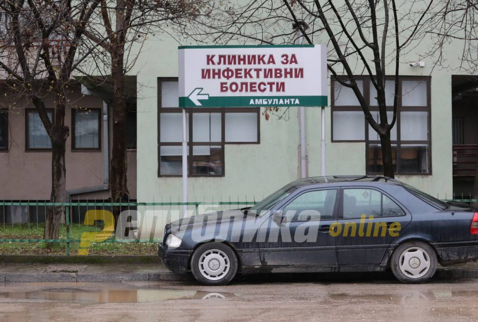 Filipce: One woman dies of Covid-19 in Skopje, 25 newly diagnosed patients