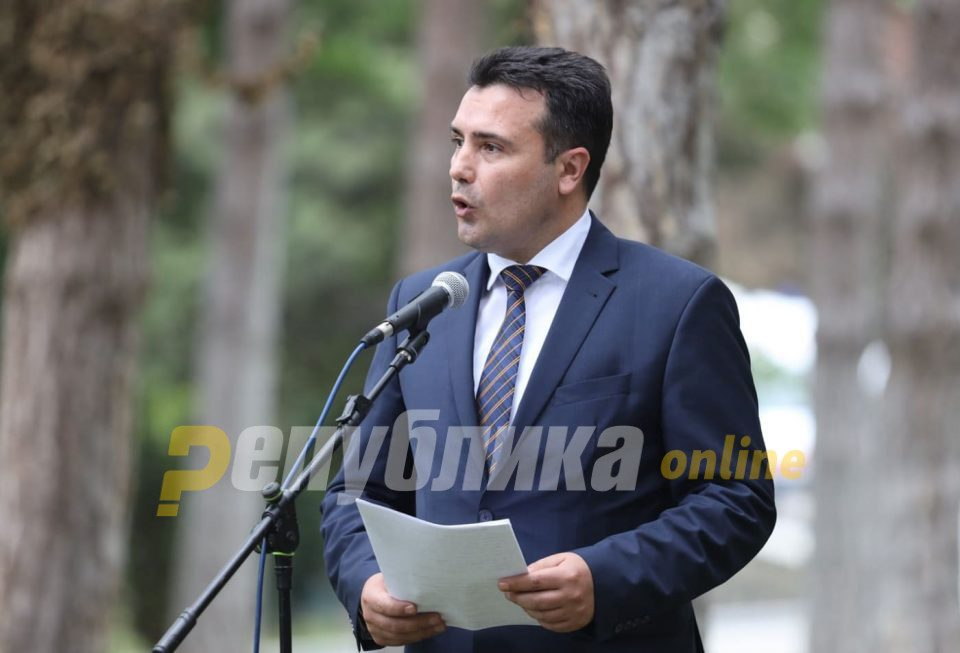 Zaev again insists on elections in June, even if the opposition does not participate