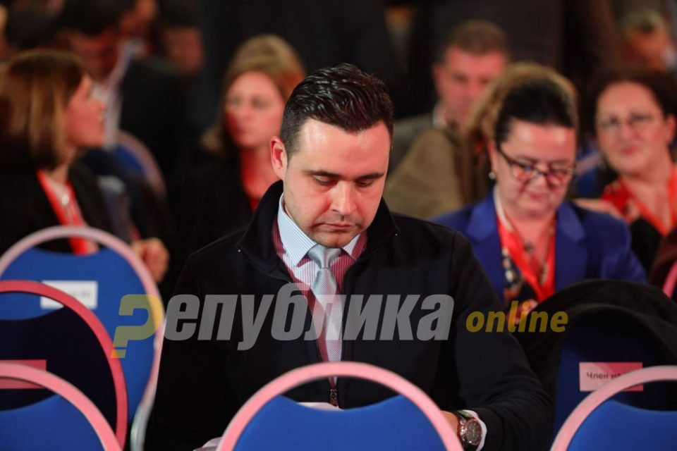 SDSM spokesman refuses to say who will bear responsibility for the deaths that may occur if elections are held too soon