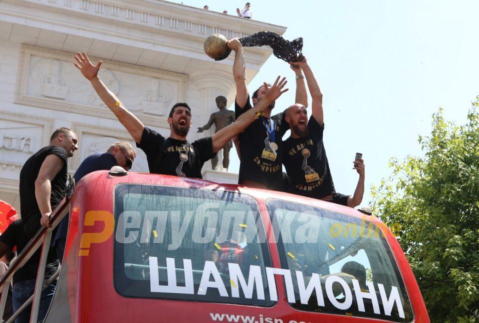European handball champion Vardar to be renamed
