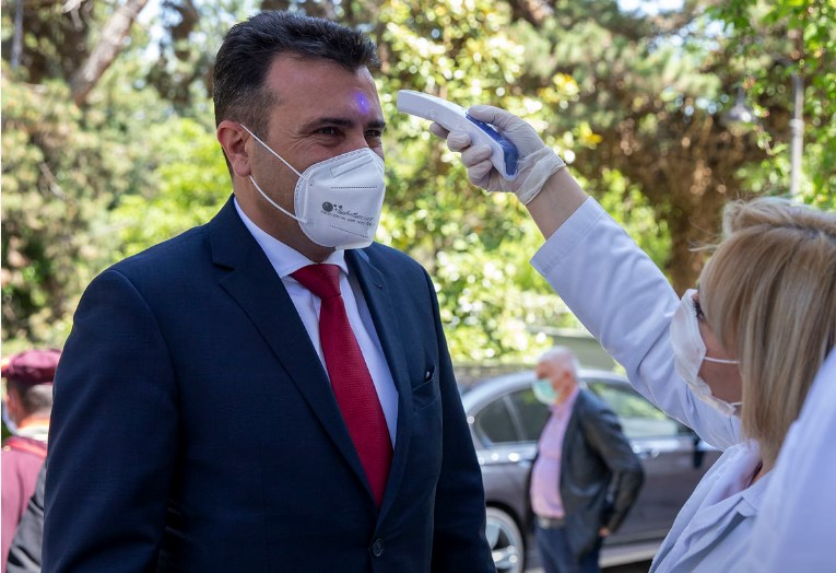 VMRO warns that Zaev's push for elections in June is dangerous, will lead to Covid-19 deaths