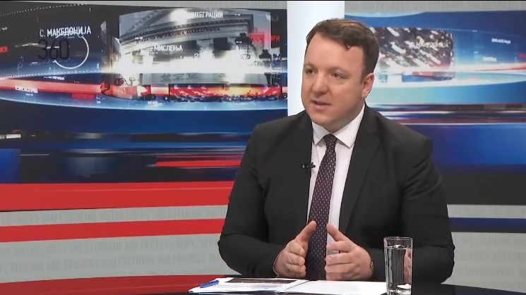 Nikoloski: Filipce and SDSM are running away from responsibility, shift the blame onto the people