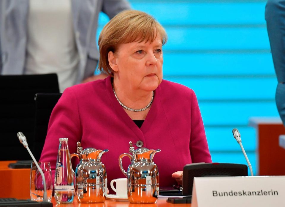 Merkel: We are still at the start of the pandemic