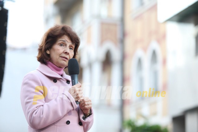 Siljanovska: I expect that in June, from curfew, they will push us into elections