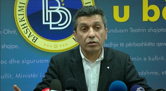 DUI official says that the parties are negotiating an election date in early July