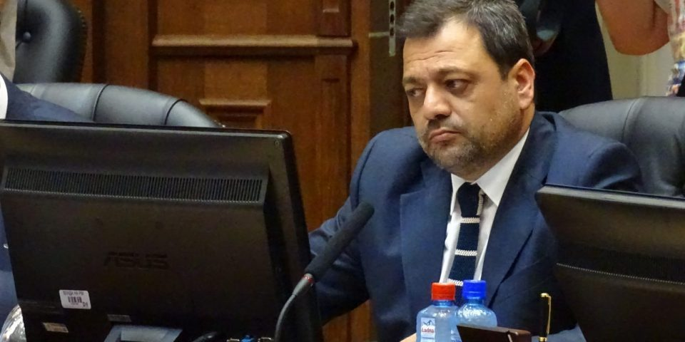 Koco Angusev denies personal involvement in the sale of electricity to the city of Skopje