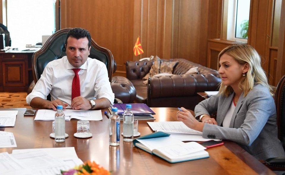 The exceptionally bad state of the budget led to a tense meeting between Zaev and Finance Minister Angelovska, Infomax reports