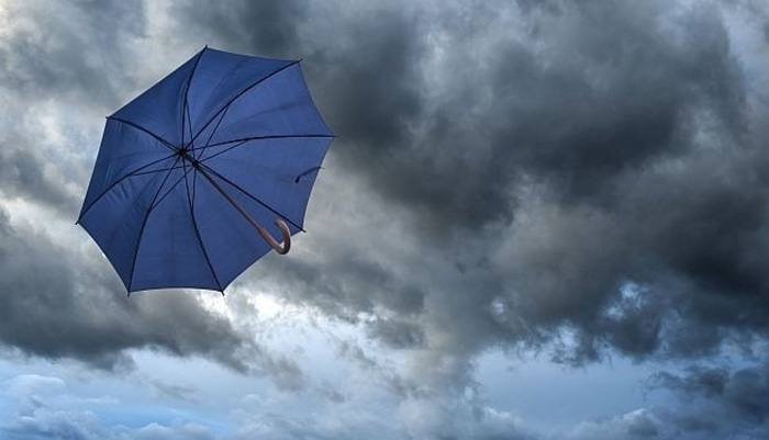 Thunderstorm, heavy rainfall expected in the afternoon