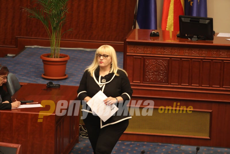 Justice Minister Deskoska insists that the Government decrees will remain in effect even after the state of emergency has been lifted