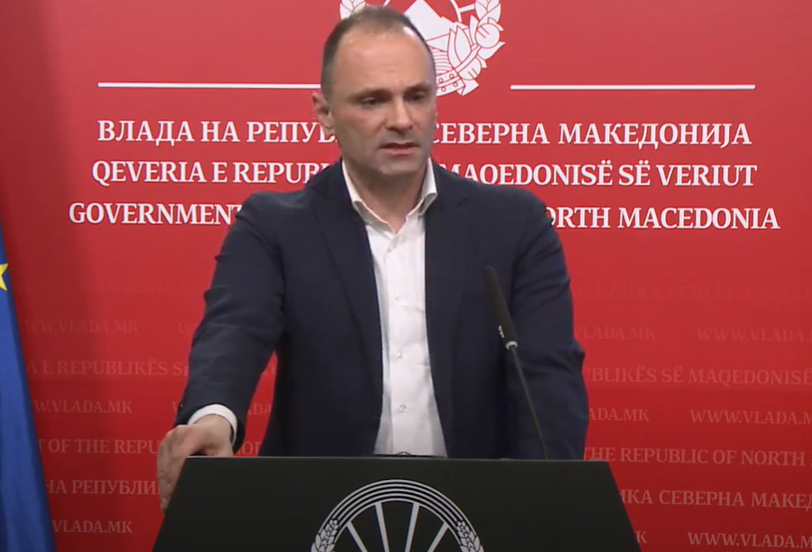 Minister Filipce condemns violations of coronavirus rules during the Muslim Ramadan Bajram holiday