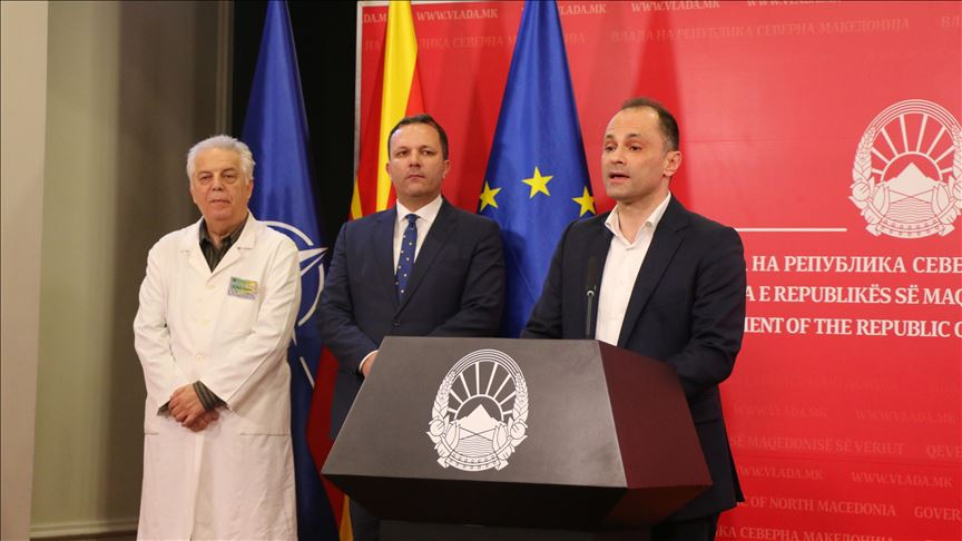 Will Filipce, Karadzoski, the Commission be held accountable for the new coronavirus cases and deaths?