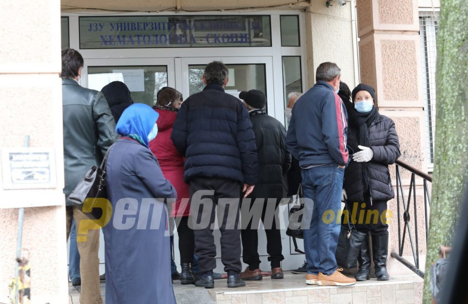 Just one gathering in Skopje led to over 20 infections
