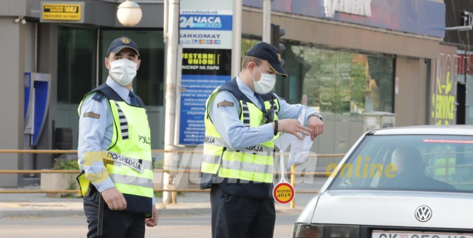 """""""Soft measures"""" in force, wearing face masks is mandatory, police to strengthen controls"""