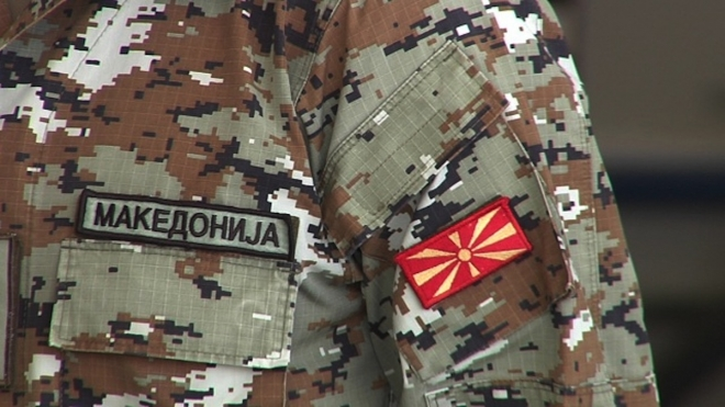 Macedonian soldiers sent to Afghanistan without NATO certificates, found themselves stranded in their base