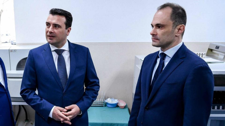 Filipce's acknowledgement of the dire coronavirus situation may affect Zaev's push for elections in June