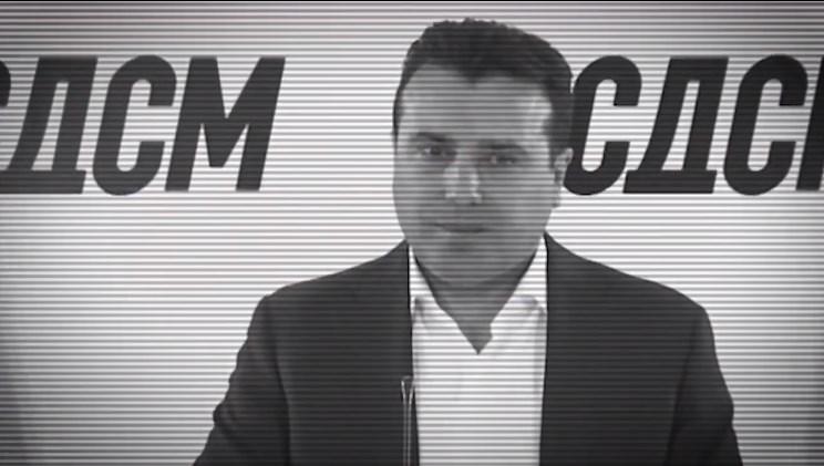 Mickoski confronts the public with Zaev's false economic promises