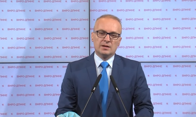 Milososki: Zaev knows that whistleblowers are sharing evidence on him
