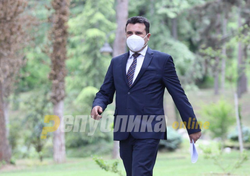 Zoran Zaev accelerates the pandemic