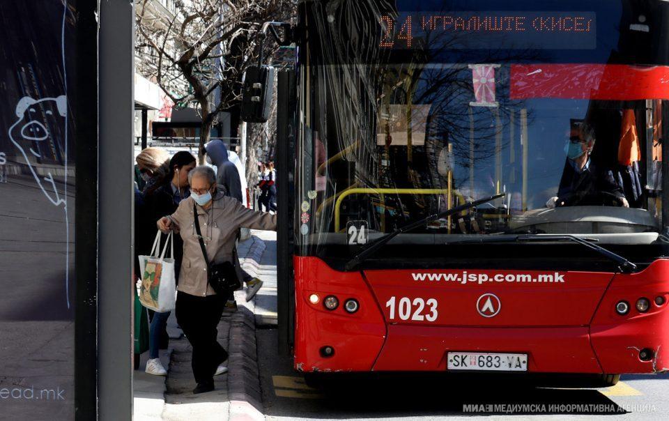 Face masks mandatory on public transport, no free service for seniors