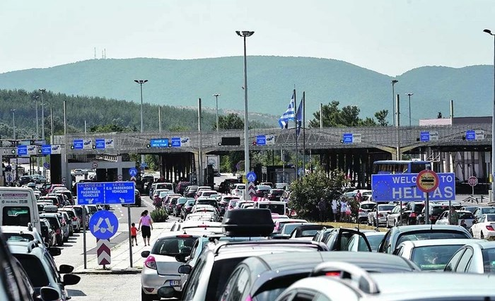 Greece will allow entry at the Gevgelija border crossing on Wednesday