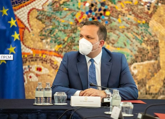 Mucunski: During two and a half months state of emergency, the interim PM has been in quarantine for a month