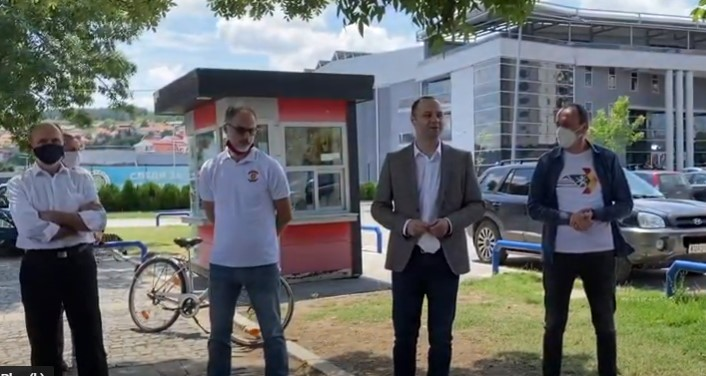 Misajlovski in Kumanovo: SDSM doesn't know how to answer where their projects are because they do not exist