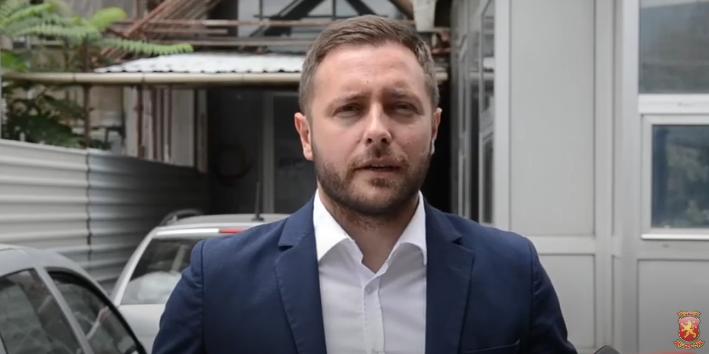 VMRO accuses ELEM director Kovacevski of racketeering