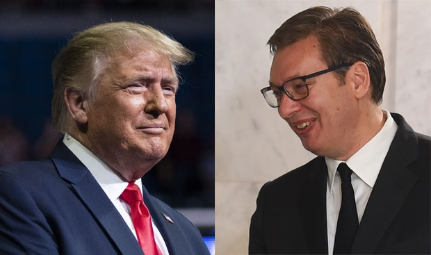 Vucic to meet with Trump on Saturday: New York Times