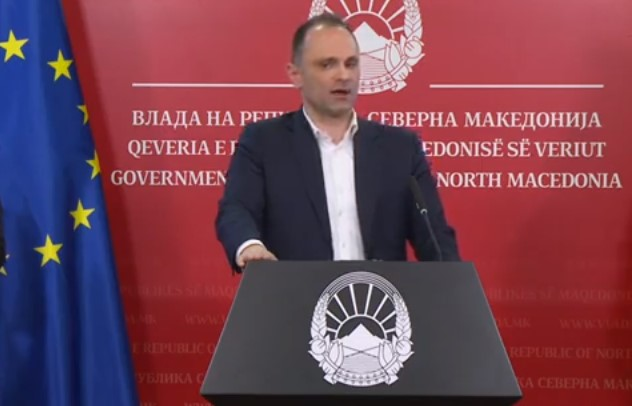 Minister Filipce urges infected citizens to cooperate with the surveys needed to map out new clusters
