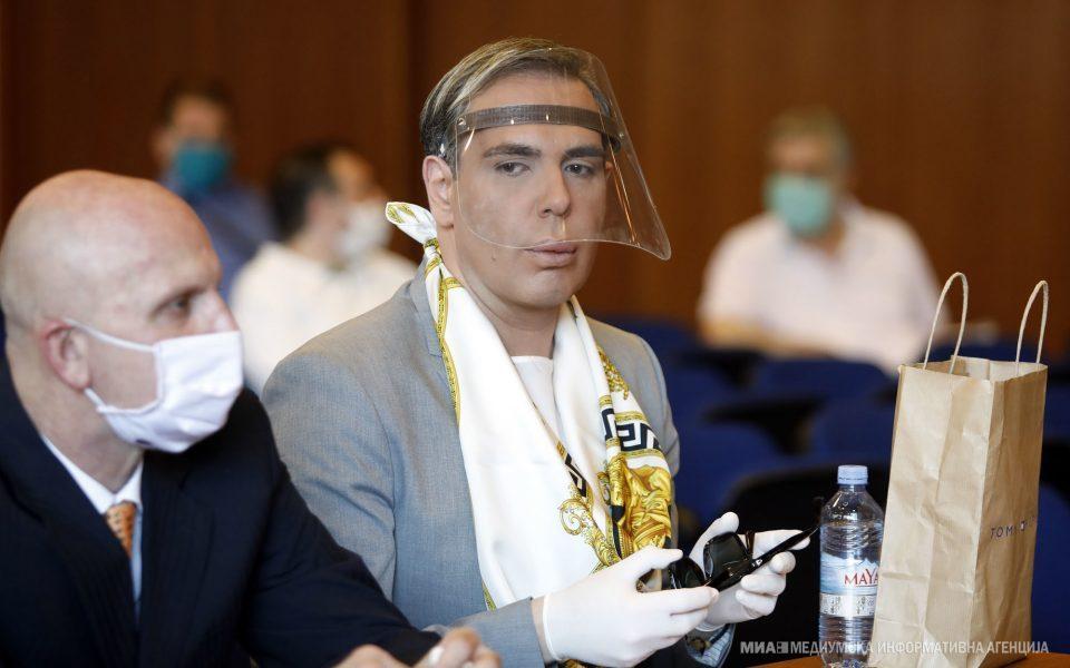 Boki 13 to testify before prosecutor Vilma Ruskovska today at his request