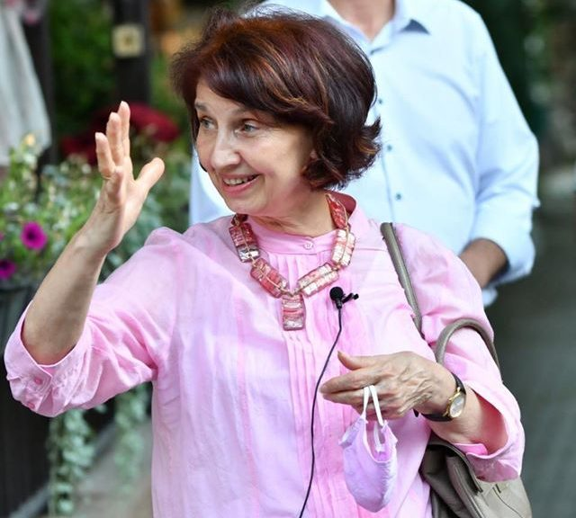 Siljanovska on Zaev's comments about the Colored Revolution: Turns out he was the biggest crook