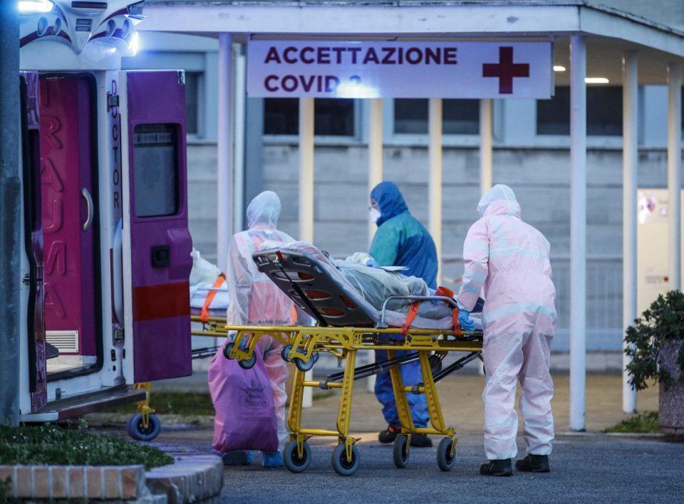 Coronavirus was present in Italy in December, study says