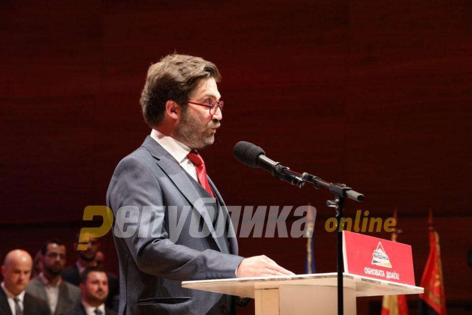 Durlovski: Citizens' lives were endangered for political interests