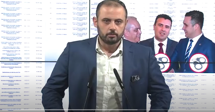 Strumica town hall awarded dozens of contracts, worth a million EUR, to a company ran by the son of his advisor