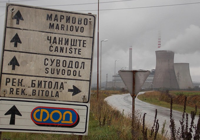 REK Bitola doubled its emissions of sulfur dioxide in a year, is now one of the worst polluting power plants in Europe