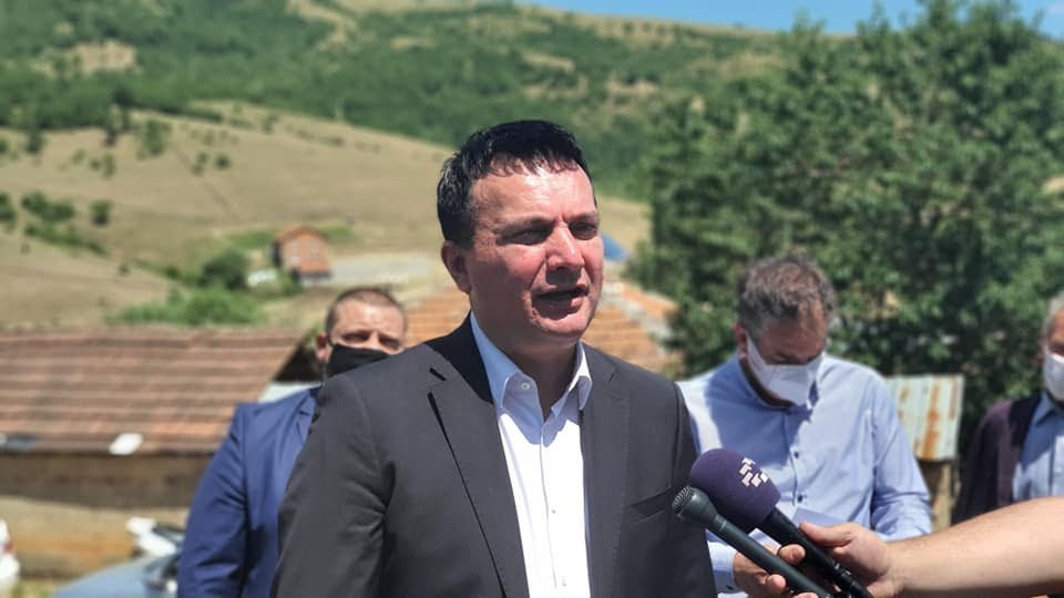 Sugareski: The entire country is a big construction site, reconstruction of 400km of roads underway