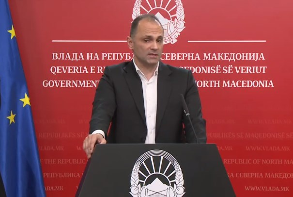 Minister Filipce confirms we have a second Covid-19 wave, may propose new restrictions in the coming days