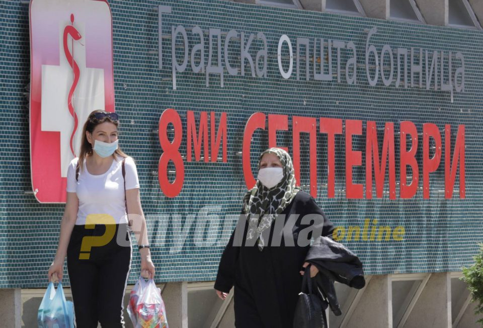 Macedonia to see record number of new Covid-19 cases in one day?